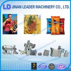 China High quality Doritos Tortilla Corn Chips Machine wholesale