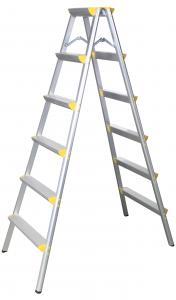 China A Frame 5ft 2x6 Aluminium Step Ladder wholesale
