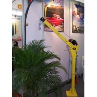 Quality Foldable yellow/black/red crane single line lifting capacity  500KG/double line lifting capacity 800kg for sale