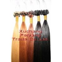 China Pre-bonded Hair Extension,Keratin Glue Tip,Micro Ring on sale