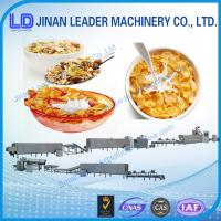 China CE ISO certification Low price Breakfast Cereals Machine wholesale