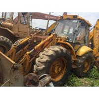 China Used jcb 4cx backhoe with cheap price wholesale