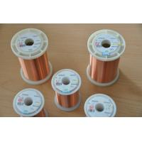 China Polyurethane Enameled Ultra Fine Magnet Wire 0.012 - 0.40mm For Automotive wholesale