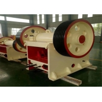 Buy cheap Mind Marble Rock 8tph 30tph Fine Jaw Crusher from wholesalers