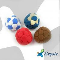 Quality Footbag hacky sack/juggling soccer ball/mini football for sale