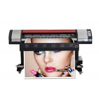 Buy cheap 1.6m Entry Level Wide Format Color Inkjet Printer Vinyl Sticker Small Banner Eco from wholesalers