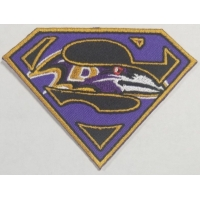 China Iron On Sew On Logo Embroidery Patch For Garment wholesale