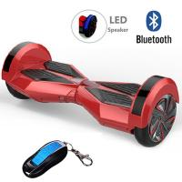 China 8 inch Smart Self Balancing Electric Scooter Bluetooth,Speedway Electric Scooter Board wholesale