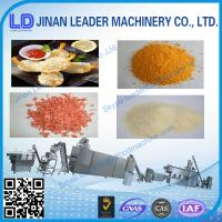 China CE ISO certification Bread Crumb processing plant wholesale