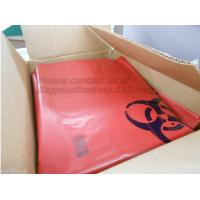 China Specimen bags, autoclavable bags, bio, Biohazard waste bags, sacks, Cytotoxic Waste Bags wholesale