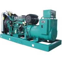 China Less Oil Consumption 330KW Industrial Diesel Generators 3100 * 1120 * 1890mm wholesale