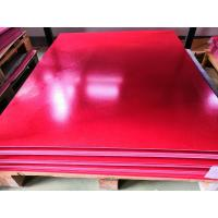 Buy cheap Excellent Arc resistance GPO-3 sheet used in Switch cabinet from wholesalers