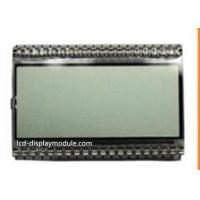 Buy cheap Operting 4.5V Monochrome LCD Screen Reflective Positive 55.00mm * 15.50mm from wholesalers