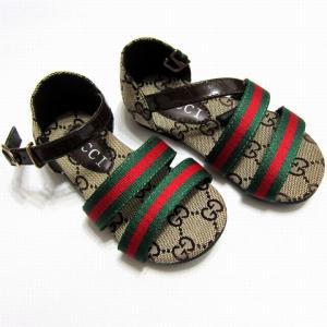 China 2014 summer children's G-U-C-CI sandals boy&girl sandals,Baby fashion beach shoes top grad wholesale