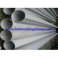 China Super Duplex Pipes SS Seamless Tube A789 A790 Gas and Fluid Industry wholesale