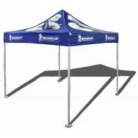 Buy cheap Ez Up Pop Up Trade Show Canopy Tent Flame Retardant Quickly Assemble from wholesalers