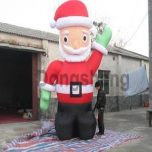 China Inflatable Santa Claus wholesale