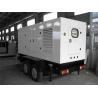 China 50 Kva Silent Cummins Generator Set Electrical Starting Trailer Mounted Diesel Generator wholesale