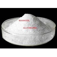 Quality Health & Natural Polysaccharide Mannitol Powder Extracted From Seaweed  / Sugar Alcohl for sale