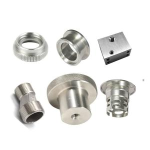China Custom AL6061 Aluminum CNC Milling Parts wholesale