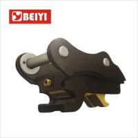 China Excavator Hydraulic Double insurance Tilting type Quick Hitch wholesale
