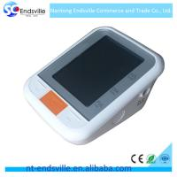 China Most accurate extra-large LCD display electric digital blood pressure monitor on sale