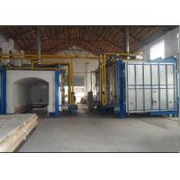 China Annealing Car Bottom Furnace Shuttle Kiln For Industrial Special Materials wholesale