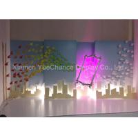 China Multi Color Hanging Style Resin Magic Mirror Statues Hand Carved Technics wholesale