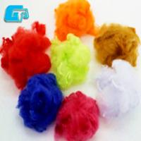 China Recycled Polyester Fiber on sale