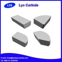 China Tungsten Carbide Brazed Tips Type A2 For making boring tools and end turning tools wholesale