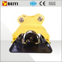 China BEIYI plate compactor prices hydraulic vibro compactor BYKC03 for excavator for sales wholesale