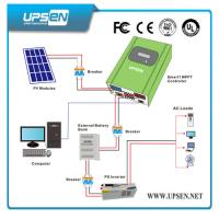 Quality MPPT Solar Charger 40A 50A 60A Solar Controller Power Regulator for Easy Control for sale