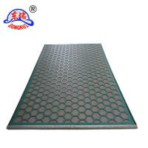 China Filter Element Oil Vibrating Sieving Mesh / Shaker Screen Mesh High Strength Frame wholesale