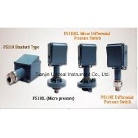 Quality PS110 Series Mechanical Pressure Switchesr for sale