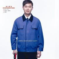 Buy cheap China Trendy Style Miner General Protective Clothing with Pure Cotton from wholesalers