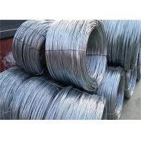 China Hot Dipped Galvanized Iron Wire Low Carbon Steel For Construction Materials on sale
