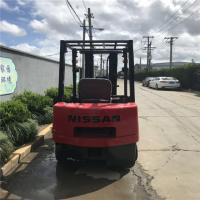 China japan nissan 3ton forklift good condition used forklift FD30 3ton Japan original for sale at low price wholesale