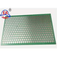 China Solid Control Kemtron Shaker Screen With Customizable Wire Mesh Material wholesale