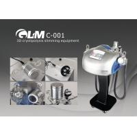 Quality C-001 Home&Beauty Salon Use Slimming beauty equipment Cryolipolysis Cool Body Sculpting Machine for sale