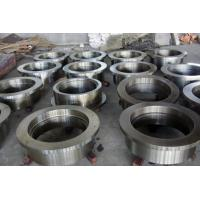 China AISI 410/1.4006/X12Cr13 Forged Forging Steel Steam Gas Turbine Inlet Guide Vane IGV Control Ring Lower Upper Half wholesale