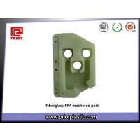 Buy cheap Customized Fr4 Sheet Parts, Plastic Machined Parts from wholesalers