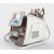 Quality 650 - 950NM IPL Hair Removal Machines Dual Headpiece Ice Light SHR IPL Big Spot for sale