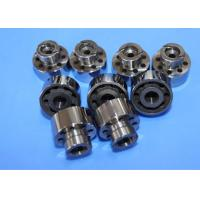China High Pressure  Tungsten Carbide Nozzle / Environmentally Cylindrical Nozzle Core wholesale