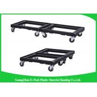 Quality Platform Truck Plastic Moving Dolly With Strong ABS Construction PD Series wholesale