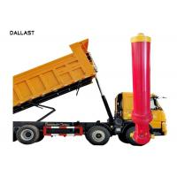 Buy cheap Hollow Dump Truck Hydraulic Cylinder Ram Welded Single Acting from wholesalers