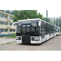 China 110 Passenger Aero Bus Xinfa Airport Equipment With Aluminum Apron wholesale