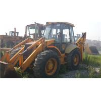 China JCB 4CX Backhoe Loader with good condition wholesale