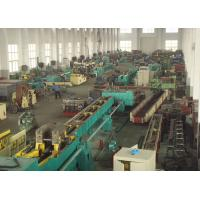 China ISO Approval 2 Roll Mill / Rolling Mill Machine 30 - 108 mm OD For Copper Rod wholesale