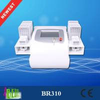 Quality 336 Diodes Lamp Lipolaser Cellulite Removal Beauty Equipment With Dual Wavelength for sale