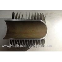 China G Type Embedded Fin Tube for Helicoidal Groove Cooling Fin Tube Machine wholesale